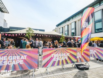 MUSIC MEDIA, DRUGS, HOW TO 'GO GLOBAL' & ROYALTIES ARE FOCUS OF THE GREAT ESCAPE CONVENTION 2017
